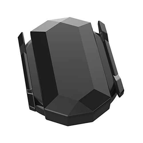 RENCALO Velocidad Inteligente Cadencia de Doble Uso Sensor de Rueda Impermeable Ant con función Bluetooth