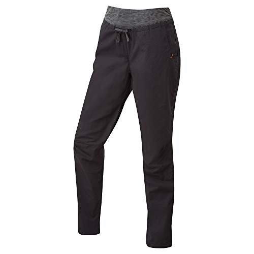Montane - Women's On-Sight Pants - Kletterhose Gr M - Regular schwarz