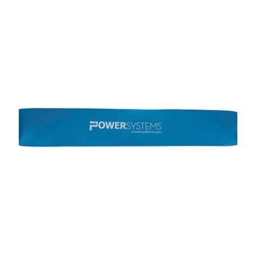Power Systems 84816 Versa-Loop Resistance Band, Light Blue, Heavy