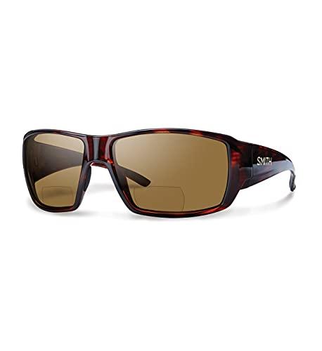 Smith Guide's Choice Bifocals Sunglasses Matte Havana/Polarized Brown 2.00
