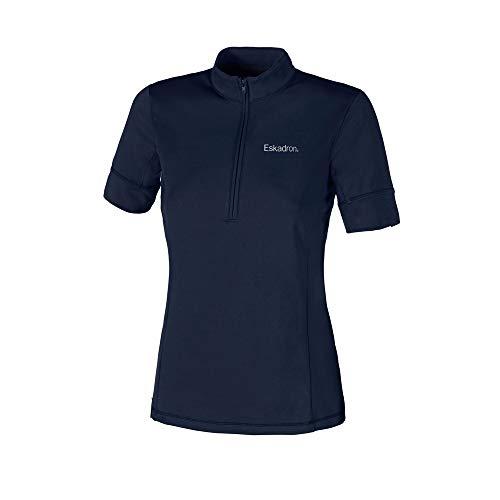 Eskadron Zip Shirt Navy - XS
