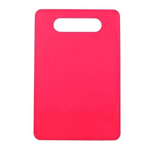 GPWDSN 1 Unidad de Bloques de Color para Picar, de plástico de Calidad alimentaria, Tabla de Cortar de Carne Vegetal, Bloques de Picar multifunción, Accesorios de Cocina P5