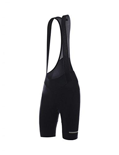 Santini UCI Rainbow Redux, Pantaloncini Uomo, Nero, XL