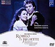 英国ロイヤル・オペラ グノー:歌劇《ロメオとジュリエット》全曲 [DVD]の詳細を見る