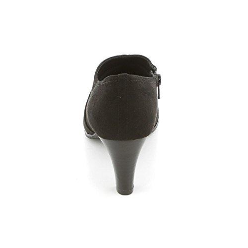 [アルテミスbyダイアナ]スエードブーティーMP26799【キャメル(LBQ)/23.0cm】