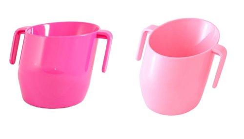 Doidy Cup Bundle–Pink & Cerise–2Tassen Lieferung