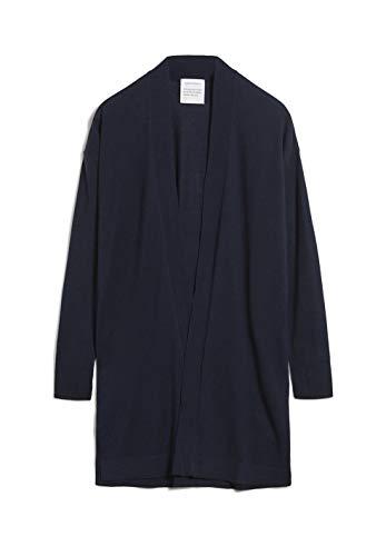 ARMEDANGELS AALMUT - Damen Cardigan aus Tencel™ Lyocell Mix XS Night Sky Strick Cardigan Regular fit