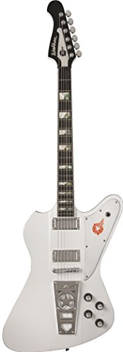 Washburn PS 12 WH Paul Stanley White