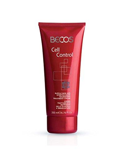 Crema becos crema trattamento nutriente pelle elastica e smagliature