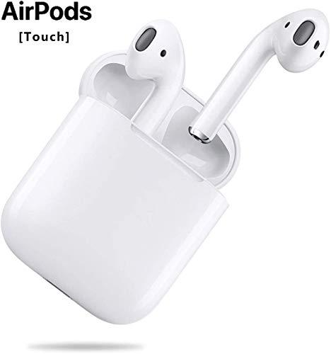 Bluetooth-Kopfhörer, Bluetooth 5.0 kabellose Ohrhörer, IPX5 wasserdichtes Sport-Headset, mit Mini-Ladehülle, integriertes Mikrofon Kompatibel mit Android/iPhone Apple Airpods