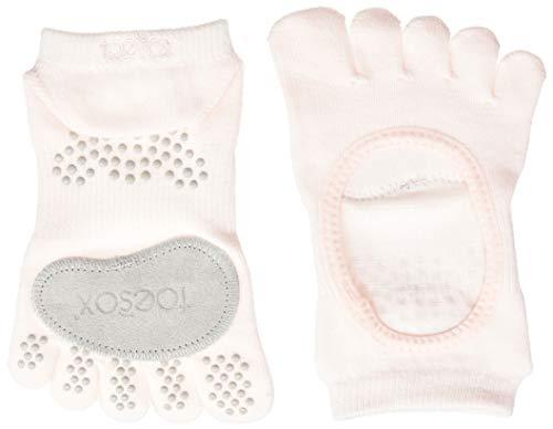 ToeSox Women's Plie Full Toe(Skydiver) Medium