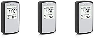 Corentium Home Radon Detector by Airthings 223 Portable, Lightweight, Easy-to-Use, (3) AAA Battery Operated, USA Version, pCi/L (3-(Pack))