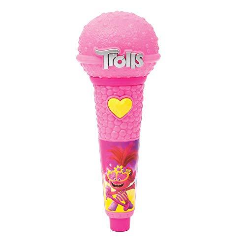 Giochi Preziosi Trolls World Tour Microfono con Musica, TR102000