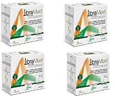 ABOCA - FITOMAGRA LIBRAMED 4 CONFEZIONI DA 40 BUSTINE GRANULARI controllo il picco glicemico postprandiale, rallenta e riduce l'assorbimento di carboidrati e grassi