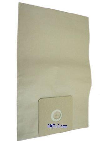 10xStaubfilterbeutel Paperbags Papierfilter Staubbeutel Staubsaugerbeutel für AstroVac Zentralstaubsauger AstroVac F20,F23,F28,F35,S18,S22,S28,S35 geeignet,30 Liter,64x44cm