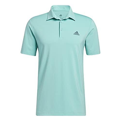 adidas Ultimate365 Solid Left Chest Polo Shirt Herren Mint, Gr��e:L