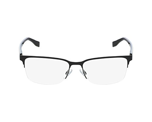 Hugo Boss Herren BOSS 0682 10G 55 Sonnenbrille, Schwarz (Mtblk Black)