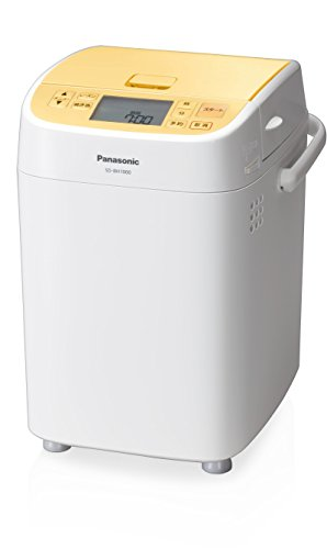 Panasonic home bakery loaf type yellow SD-BH1000-Y