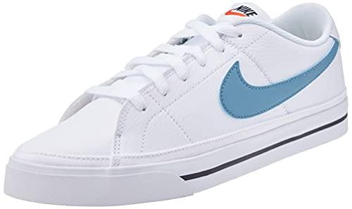Nike Court Legacy, Zapatillas Deportivas Hombre, White...