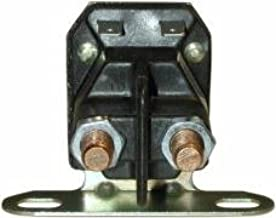 N2 Starter Solenoid Compatible with John Deere: AM-130365, AM132990, AM133094, GY00185