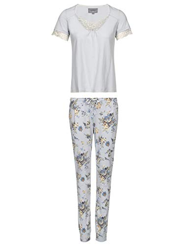Vive Maria Au Ciel De Roses Pyjama Blue/Blue Allover, Größe:M