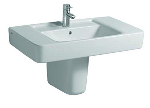 Keramag Waschbecken Renova Nr.1 Plan, 122185 85x48cm KeraTect weiß 122185600