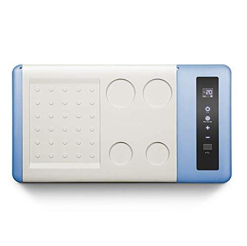 Auto Koelkast-18 Liter-board koelkasten, draagbare Compressor koelkast met vriesvak 12V / 24V LOLDF1