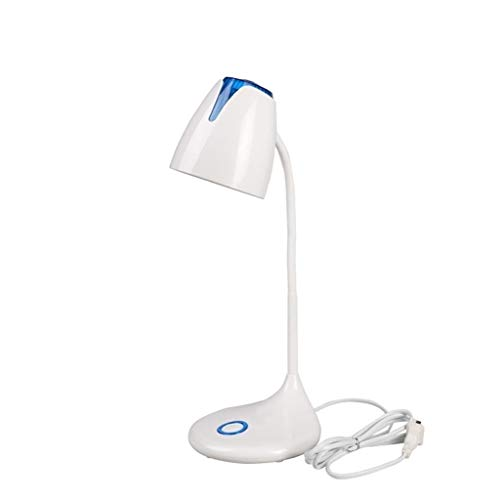 ETH lámpara de Mesa Lámpara de Escritorio LED? DIY Decoración Miniatura LED de 5W Lámpara de Mesa Fairy Terrarium Potting Jardín Decoración de Cuello de Cisne LED LED Light NO Fuente DE LUZ, 002