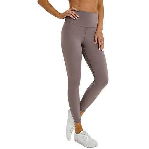 QTJY Medias Deportivas para Mujer, Pantalones de Yoga, Cintura Alta para Mujer, Nalgas para Correr, Estiramiento Ajustado, Pantalones para Correr, Pantalones Deportivos, Pantalones Deportivos K XL