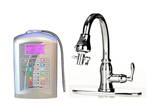 Alkaline Ionized Water Ionizer Machine