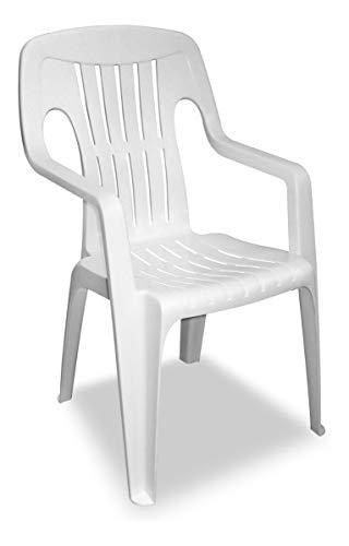 silla plastico de la marca Alica