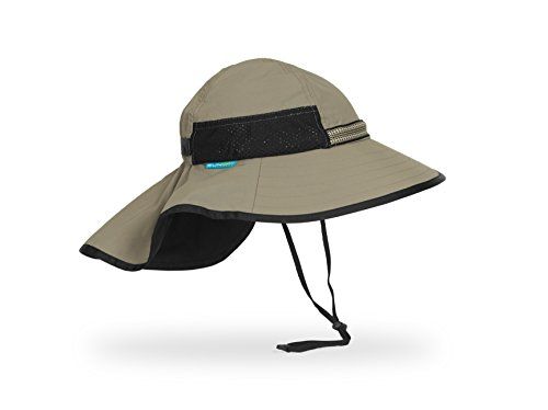 Sunday Afternoons Kids' Play Hat Sand/Black