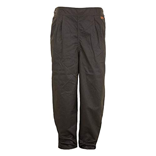 Outback Trading Co Men's Co. Oilskin Cotton Pants Brown X-Large