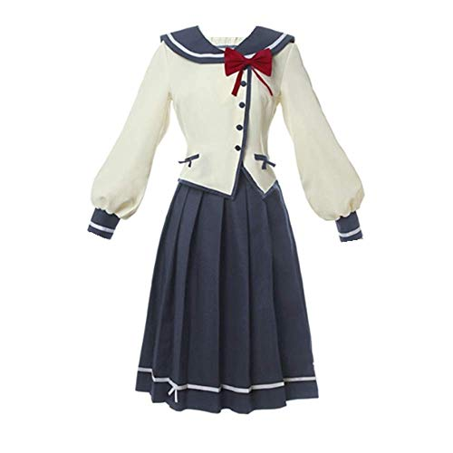 Charous Anime Erz wo Suki Nano wa Omae dake ka yo Cosplay Party Kost¨¹m Japanische JK Schuluniform f¨¹r Frauen kompletter Satz