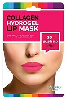 BEAUTY FACE - 3D Push Up Lip Mask - Patches for Lips and Contour - Moisturizing, Firming effect