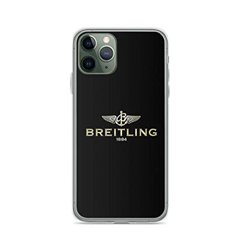 Phone Case Breitling Compatible with iPhone 6 6s 7 8 X Xs Xr 11 12 Pro Max Mini Se 2020 Scratch Tested Shockproof