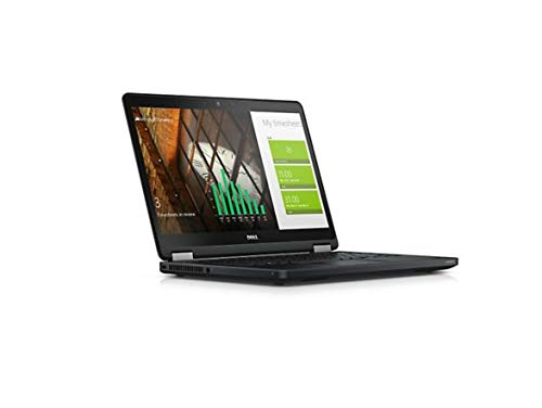 Dell Latitude E5450 - Core i5 5200U / 2.2 GHz - Windows 7 Pro 64-Bit / Windows 8.1 Pro 64-Bit-Downgrade - 4 GB RAM - 500 GB HDD - kein optisches Laufwerk (Renewed)