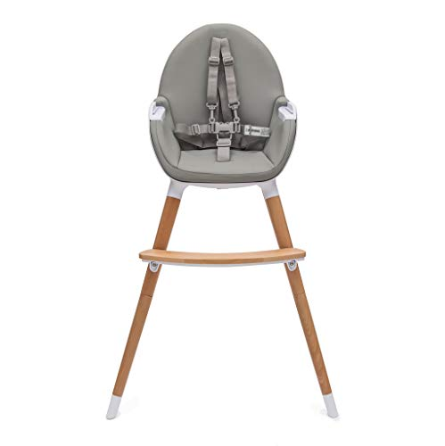 Best Prices! Koo-di Duo Wooden High Chair