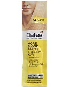 Balea Professional Intensiv Kur More Blond, 1 x 20 ml