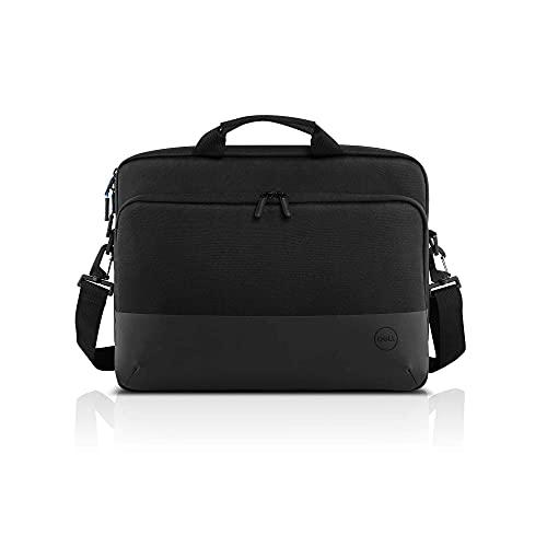 Dell Pro - Maletín delgado para ordenador portátil, tableta y otros elementos esenciales protegidos de forma segura dentro del maletín Dell Pro Slim 15 (PO1520CS), diseño delgado