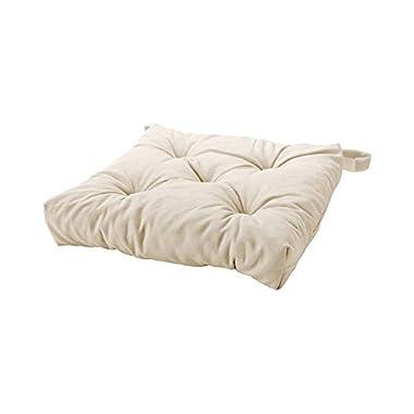 IKEA 903.078.40 MALINDA  Chair Cushion, Light Beige