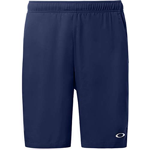 Oakley Herren Enhance Woven 9.7 Shorts, Foggy Blue, Groß
