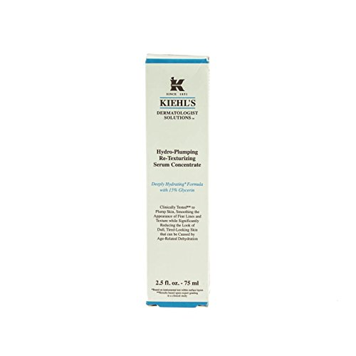 Kiehls Hydro-Plumping Re-Texturizing Serum Conc. 75ml