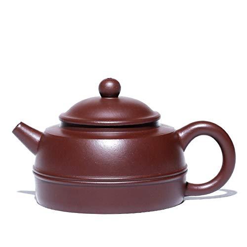 DANJIA Teekanne Minerra, Violett, berühmt, Zhuni Kung Fu Tee, Wasserkocher Hut Glocke Purple Zhu Mu