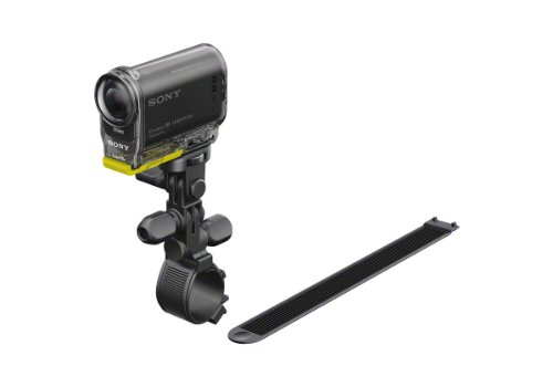 Sony VCTRBM1 Roll Bar Mount for Action Cam (Black)