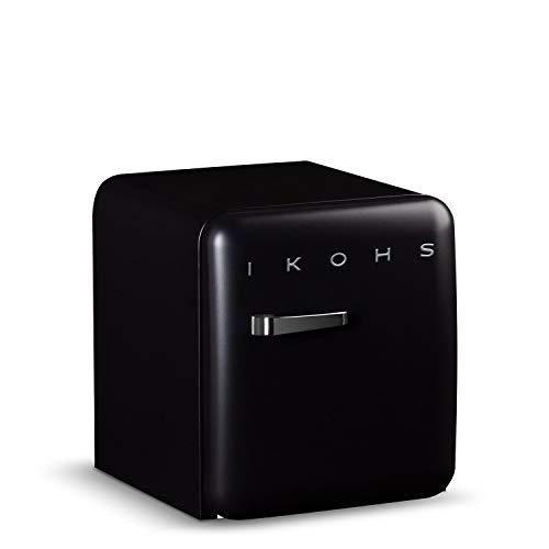 IKOHS Retro Fridge - Frigorífico con diseño, Control de Temperatura