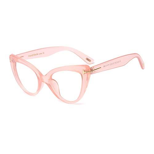 EYEphd Gafas de Lectura al Aire Libre de los Ojos del Gato Retro de Las señoras, Gafas de Sol de Lentes de Resina aspirales Inteligentes/Anti-deslumbramiento dioptrías +0.5 a +3.0,04,+2.0