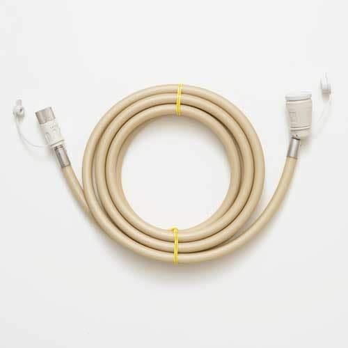 大阪ガス ガスコード(13A・LPガス兼用 長さ3m) 4-180-0031