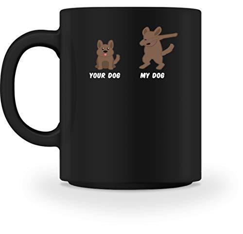 Generieke je hond - Mijn hond/Your Dog - My Dog - Coole hond Dabbing Design dierenliefde motief - mok
