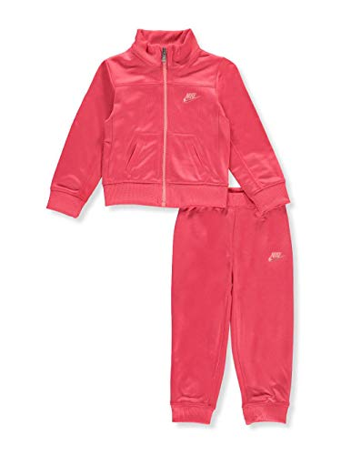 Nike Baby-Jungen 409S-R3U Sweatshirt, Rosa, 24 Meses